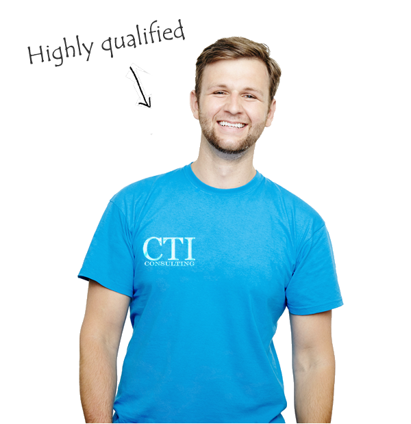 CTI highly qualified Candidate
